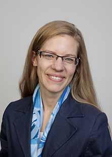 Schriftführerin Inga Boeck