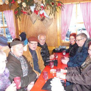 Der SPD Ortsverein Hungen besuchte den Wetzlarer Weihnachtsmarkt